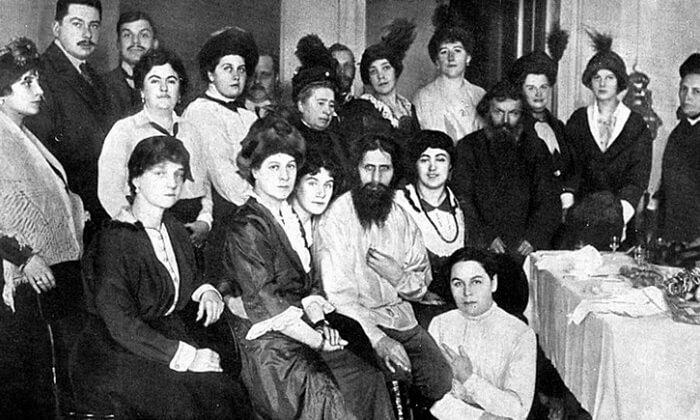Григорий Распутин и женщины