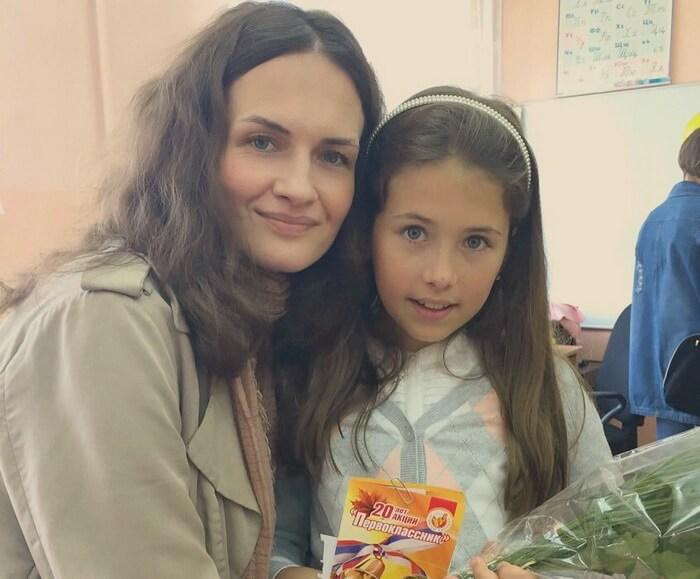 Юлия Юдинцева - первая жена Алексея Панина
