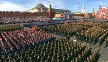 Парад Победы 2019 в Москве на 9 мая. Прямая трансляция