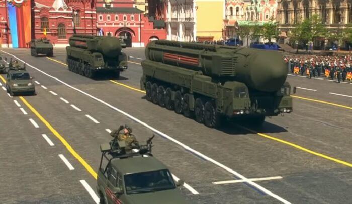 Стратегический ракетный комплекс «Ярс»
