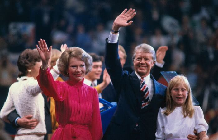 ДжиммиКартер - 39-й президент США