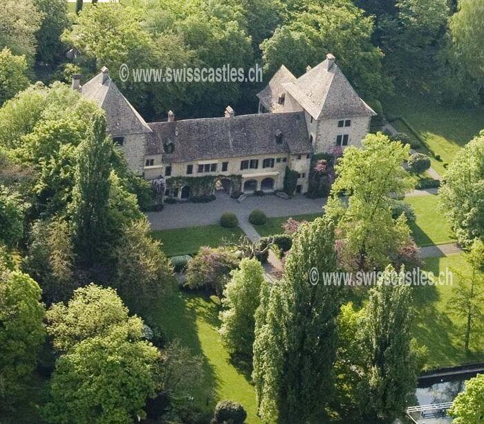 Дочь Елбасы Динара Назарбаева купила замок в Швейцарский за 63 млн. долларов