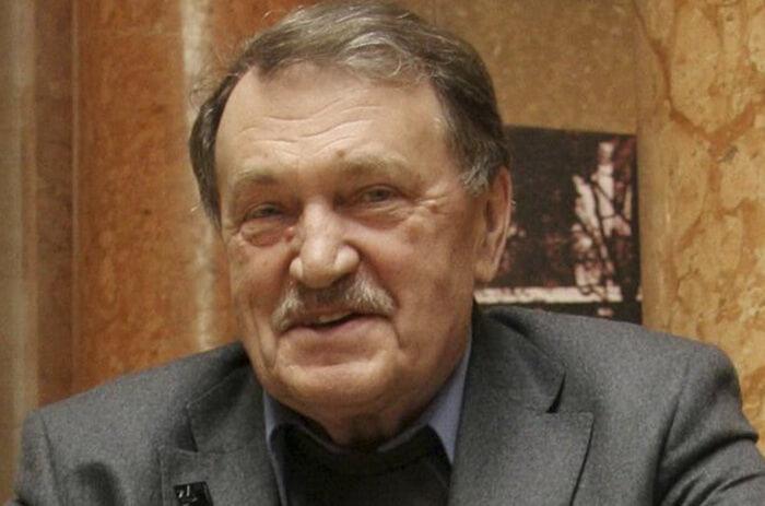 Василий Аксенов в США