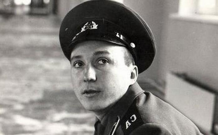 Александр Числов юношеские годы