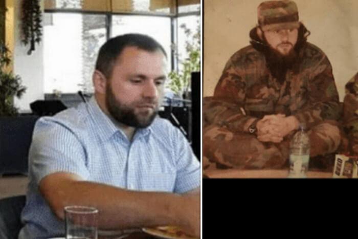 Убитый грузин Зелимхан Хангошвили