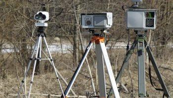 Камеры видеофиксации нарушений ПДД опубликовали в ГИБДД РФ