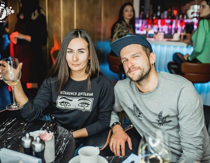 Кирилл Нагиев с супругой