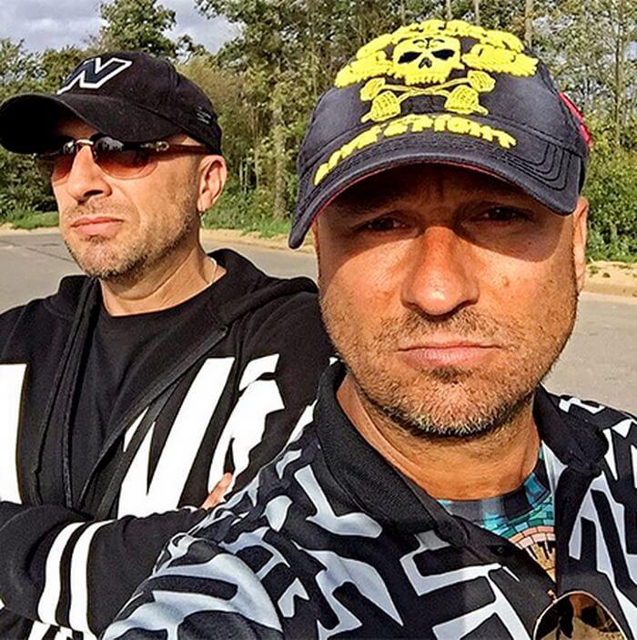 Евгений Нагиев и Дмитрий Нагиев