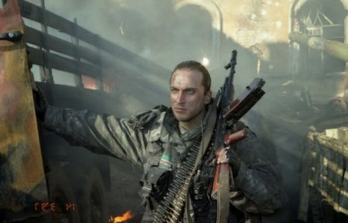 Нагиев сыграл главную роль фильме «Чистилище»