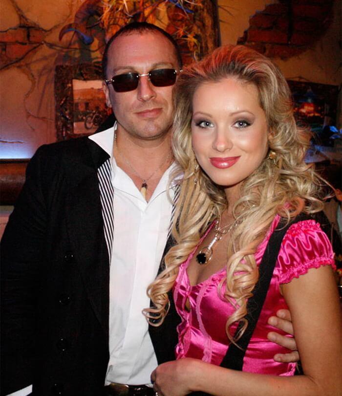 Дмитрий Нагиев и Ирина Темичева