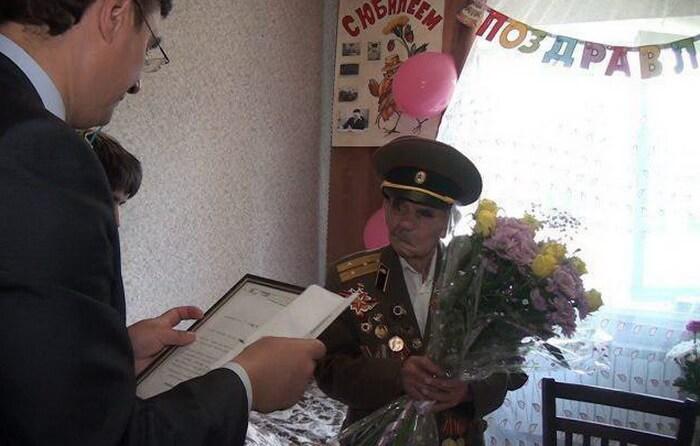 Убийство 92-летнего ветерана ВОВ