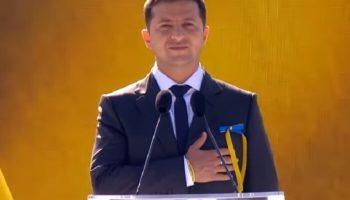 Как прошел День Независимости в Украине. Зеленский отплясывал под хип-хоп
