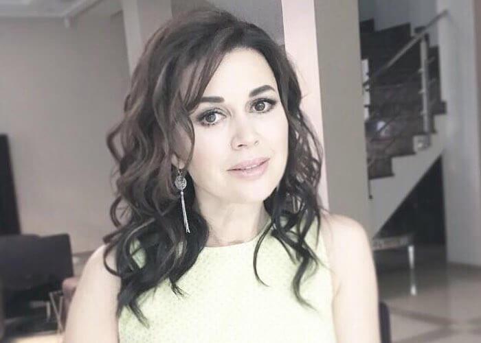Анастасия Заворотнюк биография, болезнь