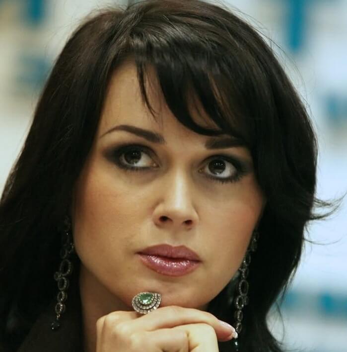 Анастасия Заворотнюк опухоль и отек мозга