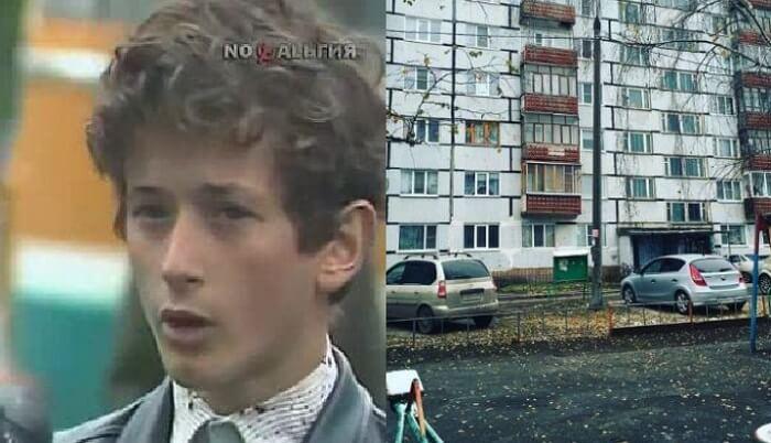 Павел Воля (Денис Добровольский)