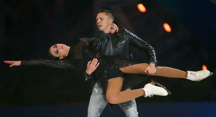 Ольга Бузова и Дмитрий Соловьев