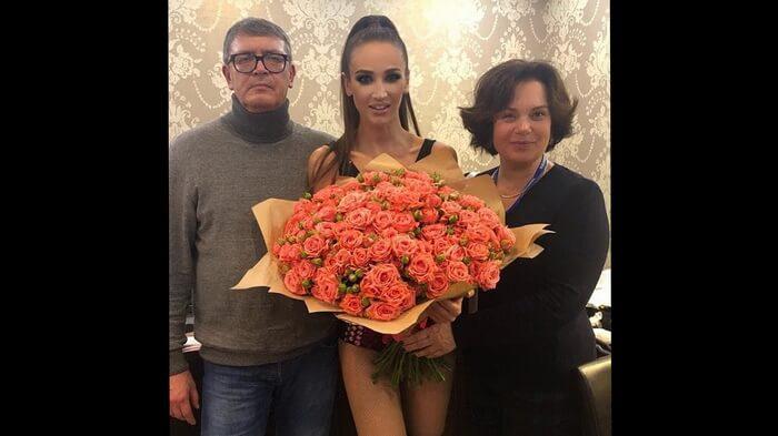 Ирина Александровна Бузова и Игорь Дмитриевич Бузов