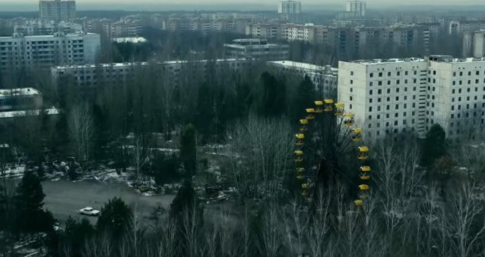 «Чернобыль». «Зона отчуждения»