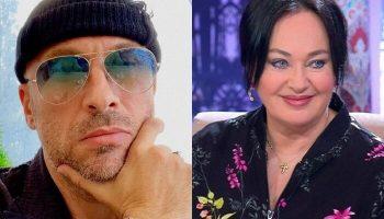 Роман Дмитрия Нагиева и Ларисы Гузеевой