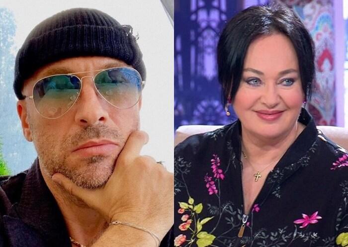 Отношения Дмитрия Нагиева и Ларисы Гузеевой
