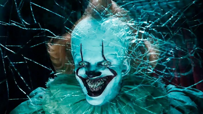 Танцующий клоун Пеннивайз