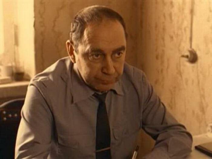 Актер Игорь Шибанов