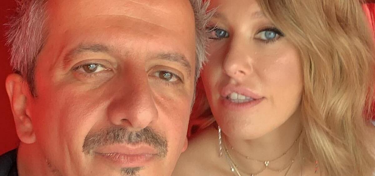 Свадьба Собчак и Богомолова 2019