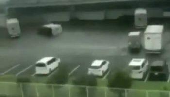 Тайфун «Хагибис» обрушился на шесть районов Японии включая Токио