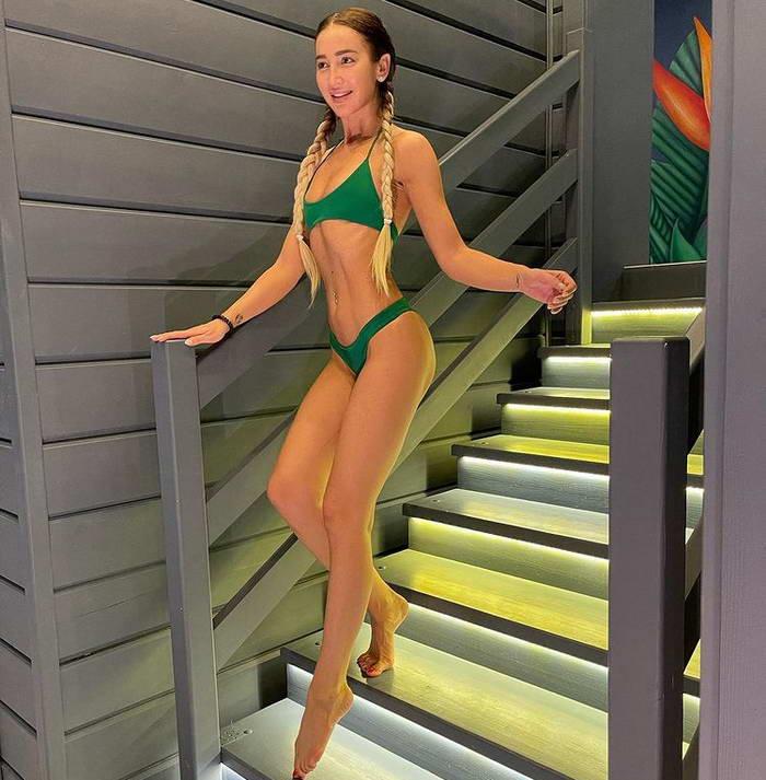 Ольга Бузова два достижения в Книге рекордов России