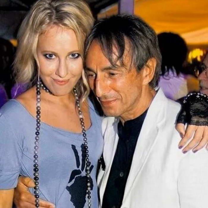 Ксения Собчак и Умар Джабраилов