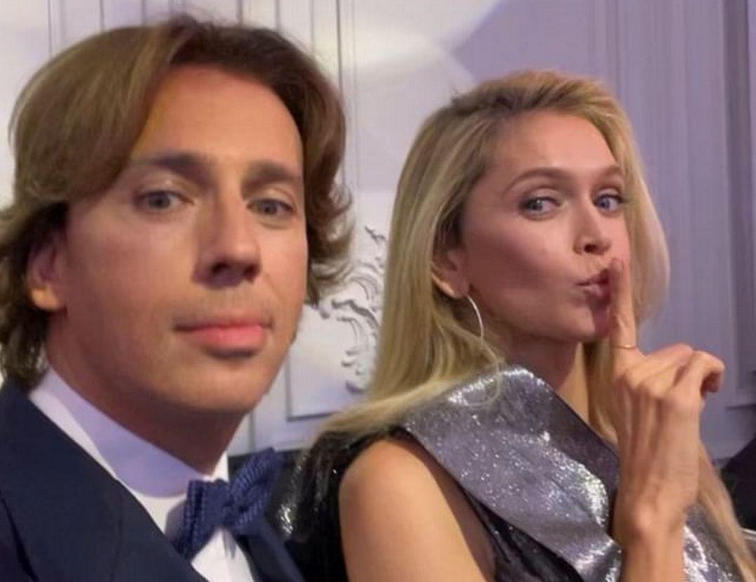 Максим Галкин с Верой Брежневой
