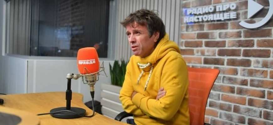 Андрей Губин интервью КП