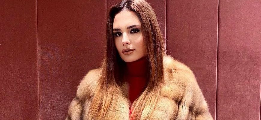 Мария Захарова - дочь Маши Распутиной