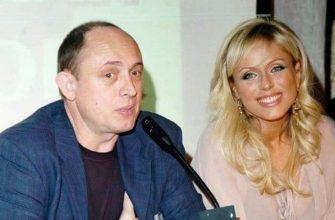 Юлия Началова с отцом Юрием