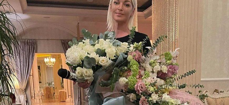 Анастасия Волочкова счастлива в новой любви